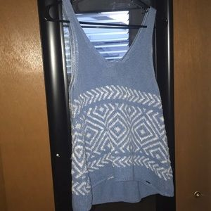 Hollister Knit Tank